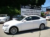 2008 Starfire White Pearl Lexus IS 250 AWD #10504487