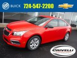 2016 Red Hot Chevrolet Cruze Limited LS #105347925