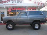 Dodge Ramcharger Colors