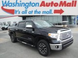 Attitude Black Metallic Toyota Tundra in 2015