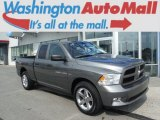 2012 Mineral Gray Metallic Dodge Ram 1500 Express Quad Cab 4x4 #105347732