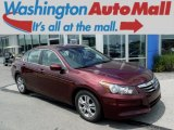2011 Basque Red Pearl Honda Accord LX-P Sedan #105347728
