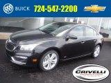 2016 Black Granite Metallic Chevrolet Cruze Limited LTZ #105347926
