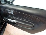 2015 Ford Mustang ROUSH Stage 1 Pettys Garage Coupe Door Panel