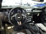 2015 Ford Mustang ROUSH Stage 1 Pettys Garage Coupe Ebony Interior