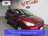 2016 Ruby Red Metallic Ford Escape SE #105390301