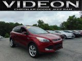 2013 Ruby Red Metallic Ford Escape Titanium 2.0L EcoBoost 4WD #105390666