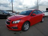 2016 Red Hot Chevrolet Cruze Limited LT #105390452