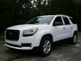 2016 Summit White GMC Acadia SLE #105390156