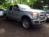 2015 Ingot Silver Ford F250 Super Duty XLT Crew Cab 4x4 #105423792