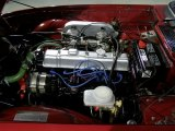 Triumph TR6 Engines