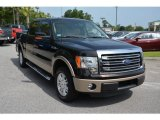 2013 Kodiak Brown Metallic Ford F150 Lariat SuperCrew #105423763