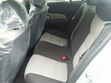2016 Chevrolet Cruze Limited LS Rear Seat