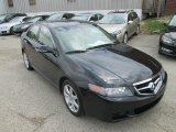 2005 Nighthawk Black Pearl Acura TSX Sedan #105423712