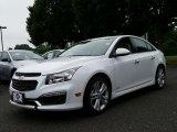 2016 Summit White Chevrolet Cruze Limited LTZ #105423467