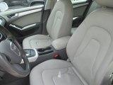 2012 Audi A4 Interiors