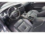 2010 Audi S5 Interiors