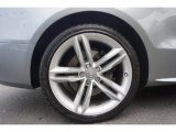 Audi S5 2010 Wheels and Tires