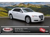 2013 Bright White Chrysler 300 C AWD #105423453