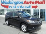 2014 Kona Coffee Metallic Honda CR-V EX AWD #105458633
