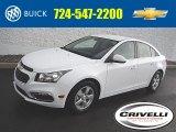 2016 Summit White Chevrolet Cruze Limited LT #105458838