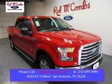 2015 Race Red Ford F150 XLT SuperCrew #105458551