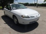 2001 Ford Escort ZX2 Coupe Front 3/4 View
