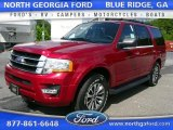 2015 Ruby Red Metallic Ford Expedition XLT 4x4 #105458472