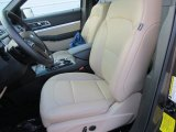 2016 Ford Explorer XLT Front Seat