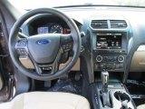 2016 Ford Explorer XLT Dashboard
