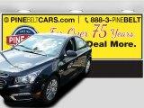 2016 Black Granite Metallic Chevrolet Cruze Limited ECO #105489066
