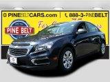 2016 Blue Ray Metallic Chevrolet Cruze Limited LS #105489059