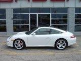 2007 Carrara White Porsche 911 Targa 4S #10494