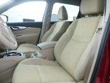 2015 Nissan Rogue Interiors