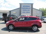 2013 Ruby Red Metallic Ford Escape SEL 1.6L EcoBoost #105514630