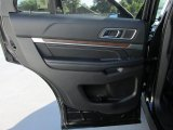 2016 Ford Explorer Limited Door Panel