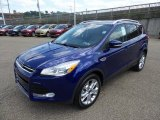 2016 Ford Escape Deep Impact Blue Metallic