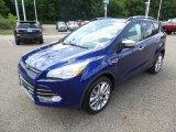 2016 Ford Escape Deep Impact Blue Metallic