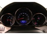 2009 Cadillac CTS 4 AWD Sedan Gauges