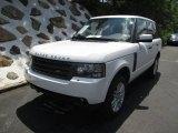 2011 Land Rover Range Rover Fuji White