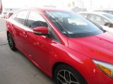 2015 Race Red Ford Focus SE Sedan #105535797