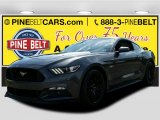 2015 Magnetic Metallic Ford Mustang GT Coupe #105535725