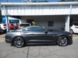 2015 Magnetic Metallic Ford Mustang GT Coupe #105535878