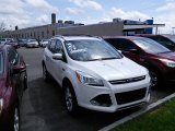 2014 White Platinum Ford Escape Titanium 2.0L EcoBoost 4WD #105536018