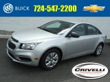 2016 Silver Ice Metallic Chevrolet Cruze Limited LS #105575483