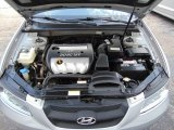 2008 Hyundai Sonata Engines