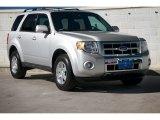 2012 Ingot Silver Metallic Ford Escape Limited #105575346