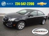 2016 Black Granite Metallic Chevrolet Cruze Limited LS #105575481
