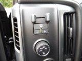 2015 Chevrolet Silverado 1500 LTZ Crew Cab 4x4 Controls