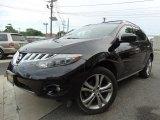 2009 Super Black Nissan Murano LE AWD #105575446